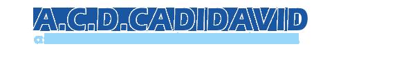 Associazione Calcio Dilettanti A.C.D. CADIDAVID Logo