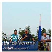 31 Agosto 2013 Presentazione I° SQUADRA Campionato I° CATEGORIA anno 2013-2014