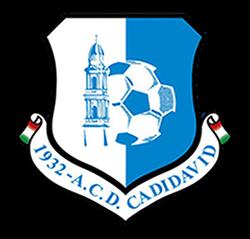 A.C.D. CADIDAVID  associazione calcio dilettanti Logo